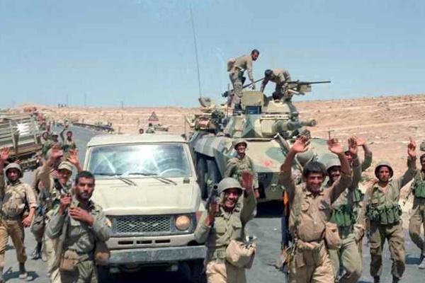 گرامیداشت عملیات مرصاد در کرمانشاه