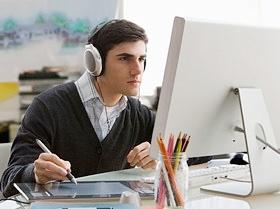 پخش موسیقی در محل کار بهرهوری را بالا میبرد