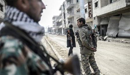 ناکامی تروریست های سوری برای تصرف حلب