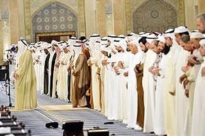 نماز جمعه کویت