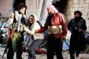 زن فروشی داعش