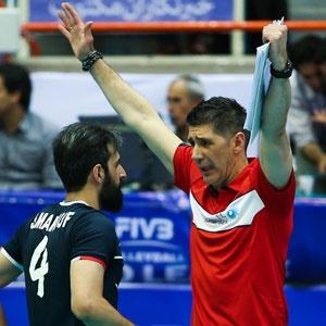آخرین دیدار تیم ملی والیبال ایران در لیگ جهانی، ایران ۱ - روسیه ۳