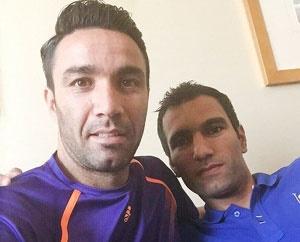 نکونام: در ایران نیستم/ برای مذاکره با دو باشگاه قطری به دوحه آمدم