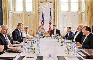 پایان دومین نشست وزیران خارجه ایران و ۱+۵ ؛ مذاکرات امروز ادامه مییابد