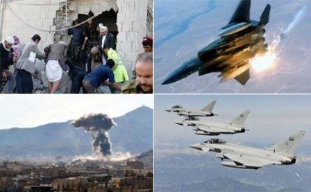 عربستان محل مذاکره فرستاده سازمان ملل با یمنی ها را بمباران کرد
