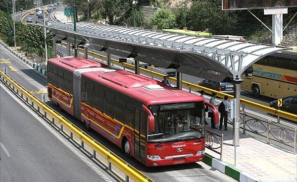 خدمات رسانی ۴ هزار اتوبوس به نمازگزاران عید سعید فطر
