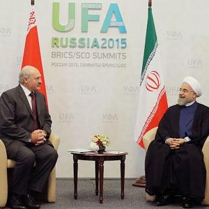 تاکید بر تقویت همکاریهای سیاسی و تجاری میان تهران – مینسک