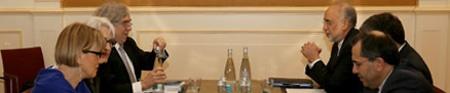مذاکره برسر جایگاه آژانس در سند توافق ؛  روزهای پرکار صالحی و مونیز
