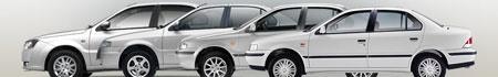 جدول قیمت برخی خودروهای داخلی ؛ نرخ خودرها کاهش یافت