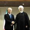 آمانو پس از بازگشت از تهران: تفاهم بهتری پیدا کردهایم