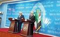 ظریف: نقشمان را در مبارزه با افراطگرایی در عراق حفظ میکنیم