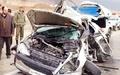 سرعت غیرمجاز همچنان دلیل اول تصادفات جادهای