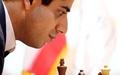 قائممقامی به عنوان اول مشترک شطرنج آزاد جهانی در آمریکا رسید