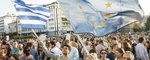 همه پرسی یونان؛ موافقان پاسخ آری بیشتر شدند