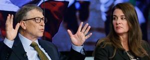 بیل و ملیندا گیتس ؛ ثروتمندترین زوج جهان