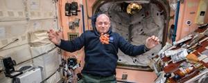 کریسمس زودهنگام در ایستگاه فضایی