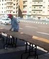 رکورد جهانی بزرگترین میز افطار