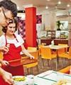 اداره یک رستوران با وجود سندروم داون