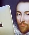 ویلیام شکسپیر وارد دنیای اپلیکیشنها شد