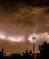 احتمال بارشهای پراکنده در ارتفاعات پایتخت
