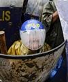عکس روز | پلیس ضدشورش فیلیپینی