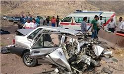 گزارش پزشکی قانونی درباره تلفات حوادث جادهای مرگبار بهار ۹۴