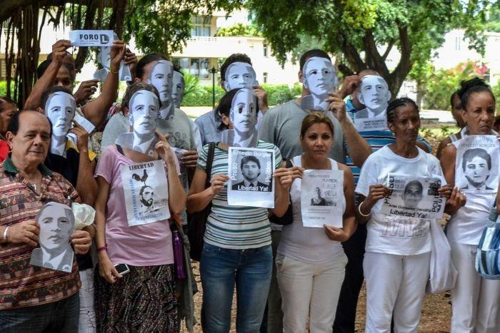 بازداشت ۹۰ نفر در تظاهرات ضد آمریکایی در کوبا