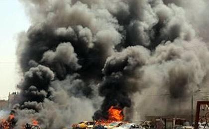 انفجارهای بعقوبه با ۱۶۰ کشته و زخمی