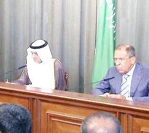 لاوروف: درباره بحران سوریه با عربستان توافق کردیم