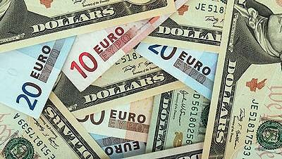 ارزش یورو در برابر دلار افزایش یافت