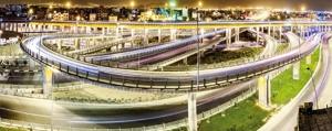 ساخت ۴۳ درصد بزرگراههای پایتخت در یک دهه اخیر
