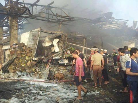 محکومیت جهانی انفجار تروریستی شهرک صدر بغداد