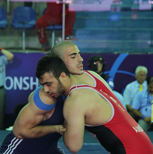 پایان کار تیم ایران با سه مدال در کشتی فرنگی جوانان قهرمانی جهان