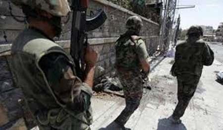 هلاکت شش سرکرده تروریست ها در سوریه