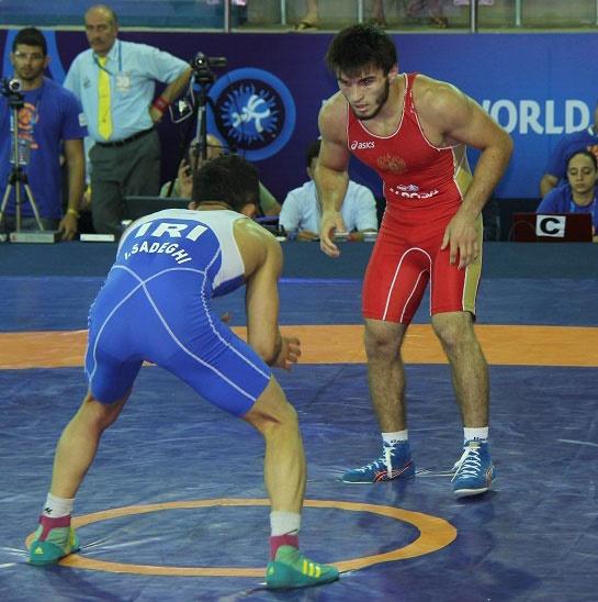 کشتی آزاد جوانان جهان: قهرمانی ایران با کسب ۲ مدال طلا و ۴ نقره
