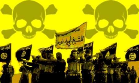 داعش سلاح شیمیایی روی کُردهای عراق و سوریه آزمایش می کند