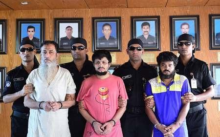 بازداشت یک انگلیسی در بنگلادش به جرم قتل دو وبلاگ نویس