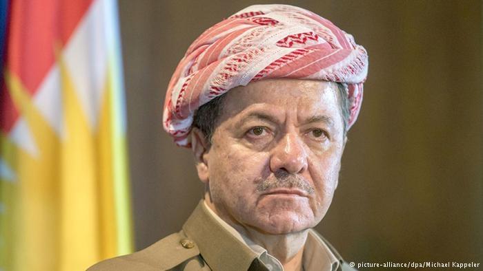 مسعود بارزانی در مقام ریاست اقلیم کردستان عراق ابقا شد