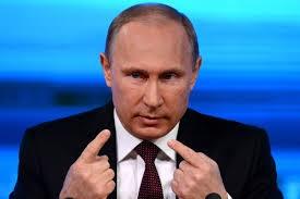 پوتین: کنترل دولت اوکراین توسط خارجیها شرمآور است