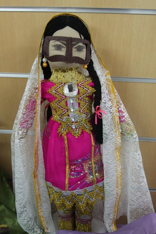 ثبت دومین عروسک بومی ایران در فهرست میراث ناملموس