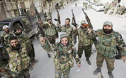 ارتش سوریه شهر حسکه را آزاد کرد