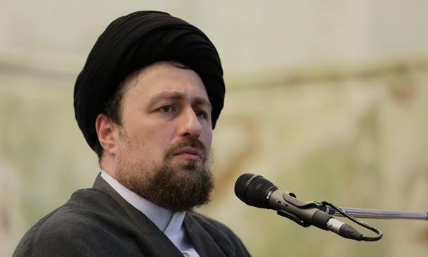 حجت الاسلام والمسلمین سید حسن خمینی