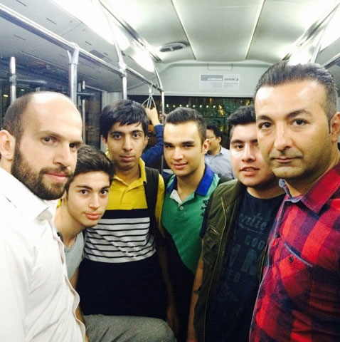 Iran Chess Team
