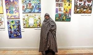 رونمایی از تمبر یادبود طراح بوستان ساعی
