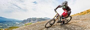 آشنایی با دوچرخهسواری کوهستانی