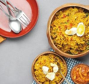 آشنایی با روش تهیه کجری (غذای هندی)