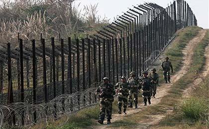 درگیری مرزی پاکستان و هند با ۶۰ کشته و زخمی