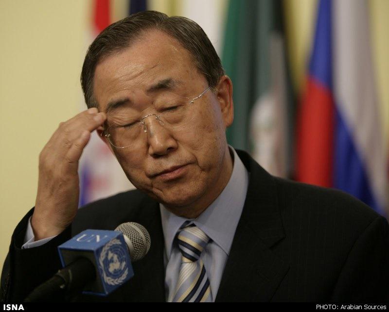 حماس: بان کی مون استعفا دهد