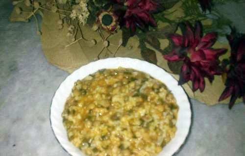آشنایی با روش تهیه آش شیله عدس - غذای محلی تبریز