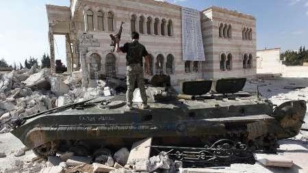 تشدید اختلافات میان تروریست های سوری